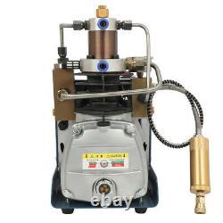 Pompe De Compresseur D'air 220v 30mpa Pcc Système Électrique Haute Pression Rifle Vente Chaude