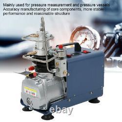 Pompe De Compresseur D'air De 30mpa 110v Pcp Électrique 4500psi Haute Pression Yong Heng