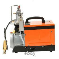 Pompe De Compresseur D'air De 30mpa 220v Pc Electric 4500psi