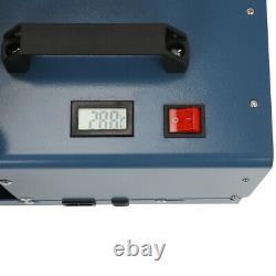 Pompe De Compresseur D'air Pcp Système Électrique Haute Pression Rifle Vente Chaude 220v 30mpa