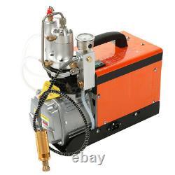 Pompe De Compresseur Électrique 30mpa Pcp 220v Uk Plug Rifle À Haute Pression Uk