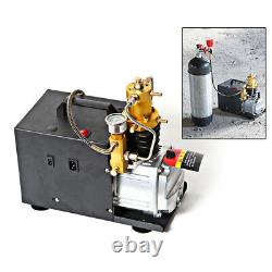 Pompe Électrique Haute Pression 30mpa Air Compressor System Rifle Pcp Air Gun 220v