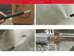 Ql-390 Machine De Nettoyage Ménager En Cuivre Pompe De Laveuse De Voiture À Haute Pression 7mpa