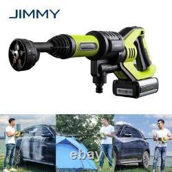 Sans Fil Portable Jimmy Jw31 Automobiles Laver Le Pistolet Haute Pression 2.2 Mpa Laver La Voiture