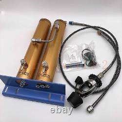 Séparateur D'eau D'huile 30mpa Filtre Haute Pression Pcp Pump Scuba Diving