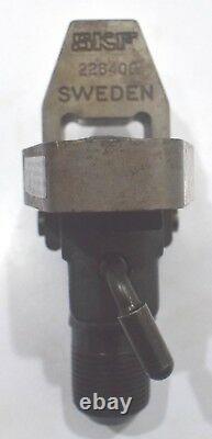 Skf 226400 Injecteur D'huile Hydraulique Kit De Pompe À Haute Pression 300 Mpa (12)