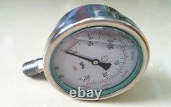 Testeur De Jauge Haute Pression De Rail Commun 0-250mpa Pour Tuyau De Circuit D'huile Diesel