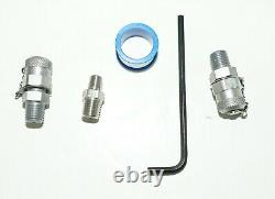 Yokogawa 1w-91061 Étalonnage Hydraulique Pompe À Haute Pression Manuelle 0 À 70 Mpa