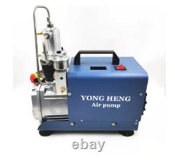 Yong Heng 30mpa 4500psi Compresseur De Pompe À Air Haute Pression Pcp Airgun Scuba 220v